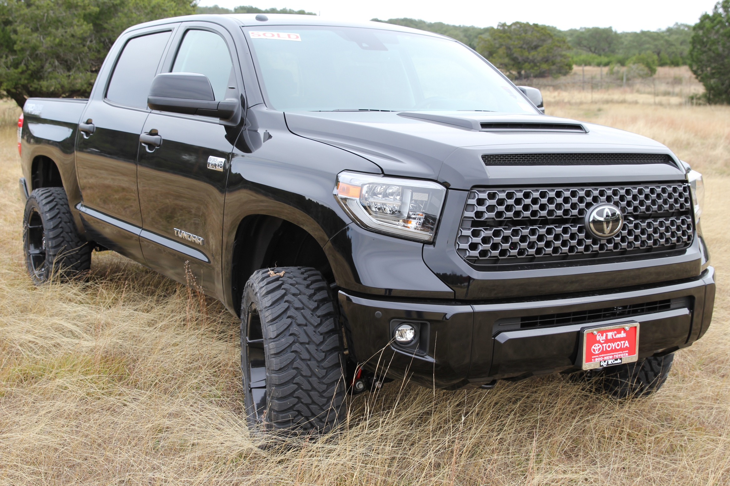 TWO 2018 Toyota Tundra TRD Sports – Complete Audio ...
