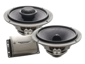 Image Dynamics XS65 Component Speakers Toyota Tacoma