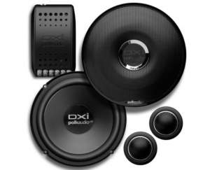Polk Audio DXI6500 Component Speakers Toyota Tacoma