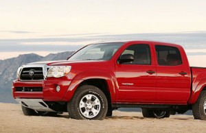 Toyota Tacoma Double Access Cab Xrunner