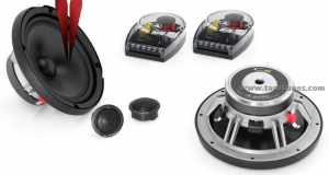 JL Audio C5 650 Component Speakers Toyota Tundra