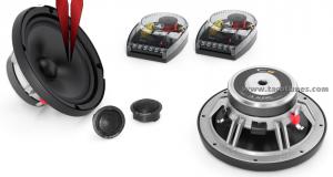 JL Audio C5 650 Component Speakers Toyota Tundra