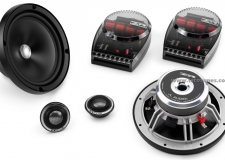 JL Audio ZR650 Csi Component Speakers Toyota Tundra