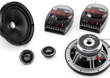 JL Audio ZR650 Csi Component Speakers Toyota Tundra