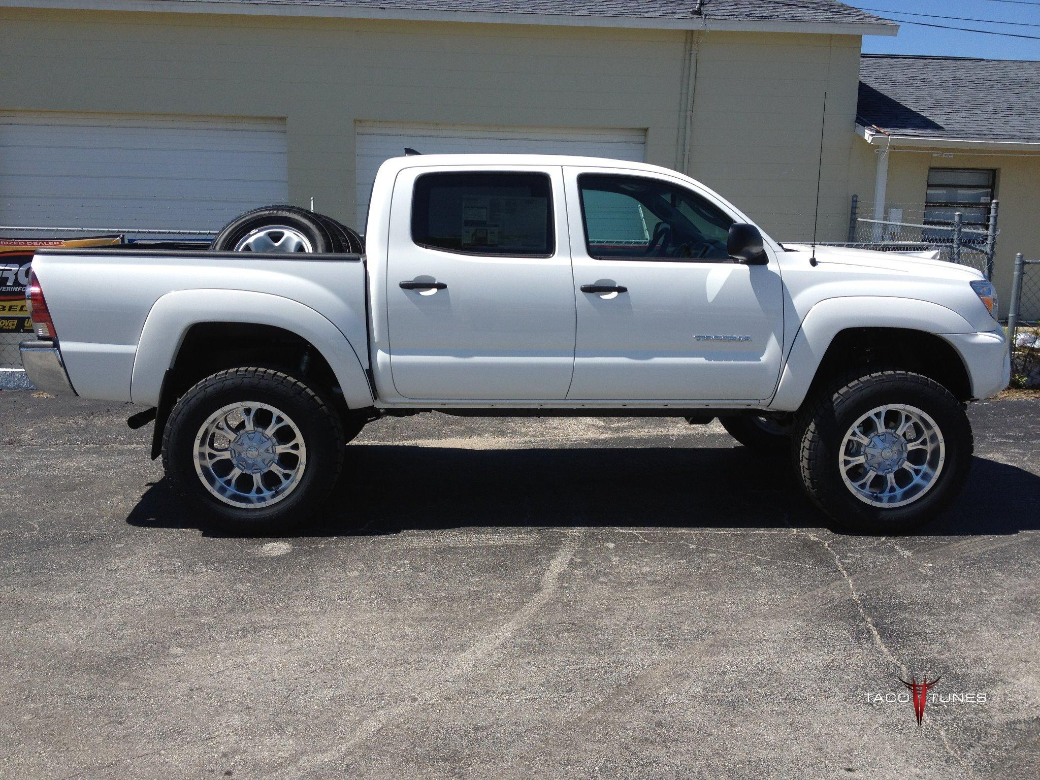 04 Tacoma Lifted >> Toyota Camry Double Cab BDS Suspension Lift Kit (3) - Taco ...