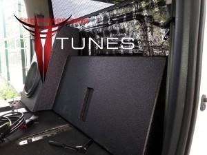 2014 Toyota Tundra Stereo Amp Subwoofer Installation San Antonio