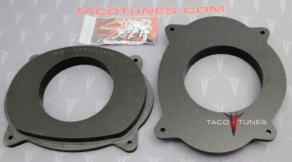 Toyota Tacoma 6_5 6.75 Speaker Adapter Heavy Duty Speaker Mount