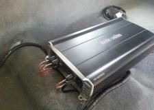 Exile Audio Javelin Amp Toyota Tacoma Under Seat Install