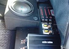 Exile Audio Javelin ReCurve EZQ Crossovers Tundra Double Cab