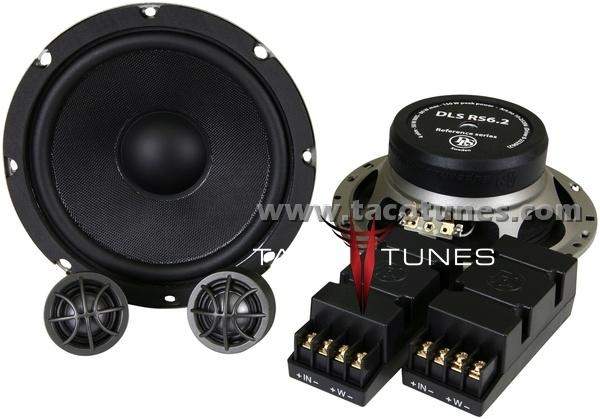 DLS Component Speakers RS6.2 Owner Manual