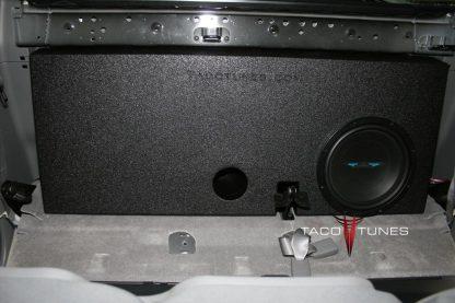 Toyota Tacoma Ported Subwoofer Box 12 750 watts Image Dynamics