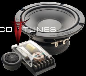 Toyota Tacoma Image Dynamics CTX65CS Component Speakers