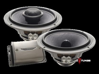 Toyota Tacoma Image Dynamics XS65 Component SpeakersToyota Tacoma Image Dynamics XS65 Component Speakers