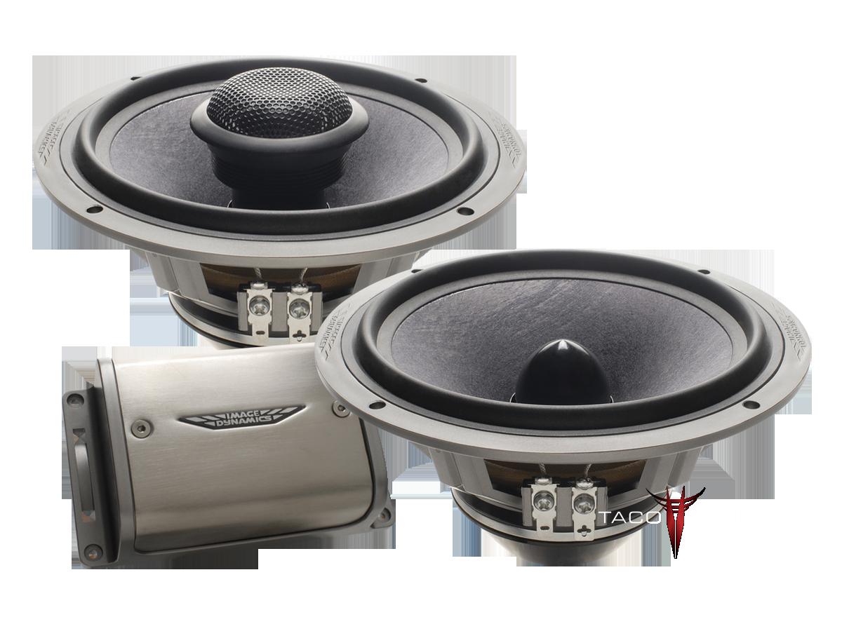 toyota tacoma image dynamics xs65 component front door speaker installation kit. Black Bedroom Furniture Sets. Home Design Ideas