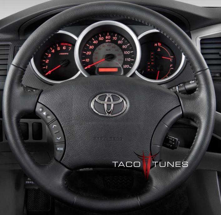 Toyota Tacoma 2005 Steering Wheel Controls