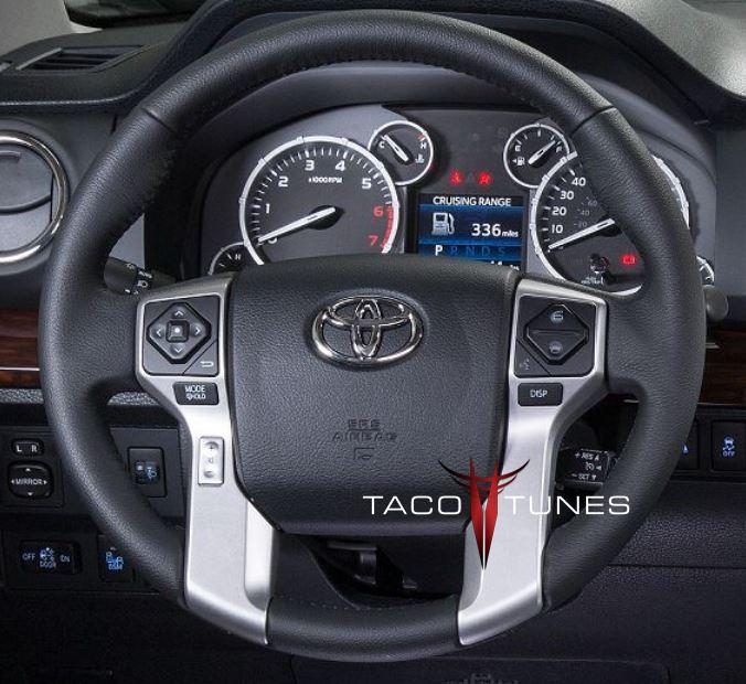2012+ Toyota Tacoma Steering Wheel Wire Harness Adapter on gauge wires, alternator wires, starter wires,