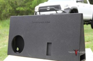 Subwoofers and Subwoofer Box Solutions