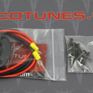 Toyota Subwoofer Installation wiring and screws