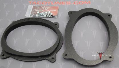 Toyota Tundra 6x9 Speaker Adapter Heavy Duty Speaker Mount Picture 1
