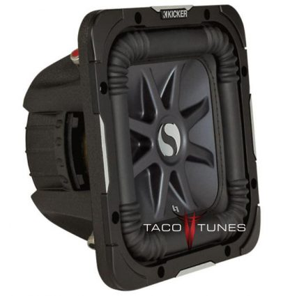 Kicker L7 Solobaric 8 inch Subwoofer square -3