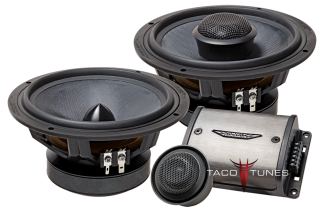 Tundra Crewmax Double Cab Speaker Packages & Speaker Installation Adapters