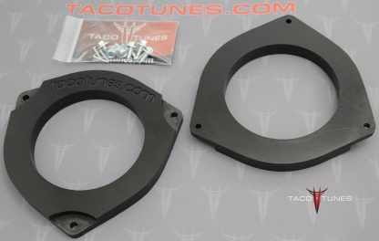 Toyota Tundra Double Cab 6_5 Heavy Duty Speaker Adapter Mount