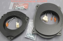 Toyota Tundra Heavy Duty Speaker Mount 6_5 Front 6_5 Rear Door Kit
