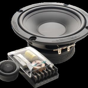 Toyota Tundra Image Dynamics CTX65CS Component Speakers