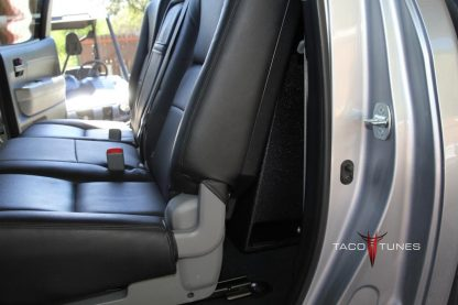 Toyota Tundra CrewMax Ported Subwoofer Box 2007-2013