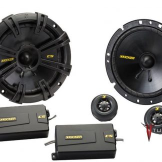 Kicker CS Series CSS67 Component Speakers Toyota