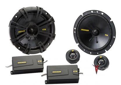 Kicker CS Series CSS67 Component Speakers Toyota