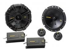 Kicker CS Series CSS67 Component Speakers Toyota FJ Cruiser