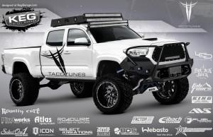 2016 Toyota Tacoma Tacotunes
