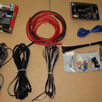 Toyota Tundra Amplifier Installation Kit (1)