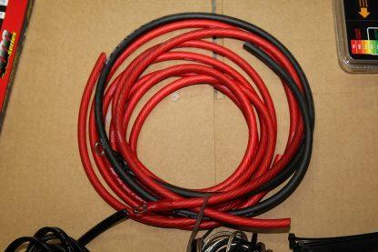 Toyota Tundra Amplifier Installation Kit (4)
