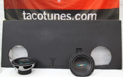 Toyota Tundra CrewMax Subwoofer Box Enclosure 2014+