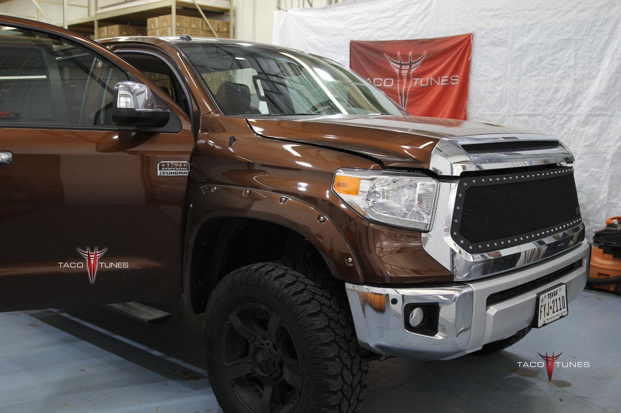 toyota tundra crewmax 1794 edition 2015 new stereo installation 1 taco tunes toyota audio. Black Bedroom Furniture Sets. Home Design Ideas