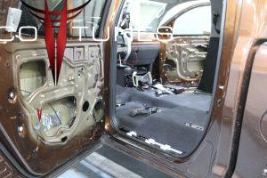 Toyota Tundra CrewMax 1794 Edition 2015 San Antonio InstallationToyota Tundra CrewMax 1794 Edition 2015 San Antonio Installation