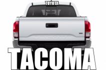 Toyota Tacoma Audio Products