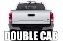 Toyota Tacoma Double Cab Audio Products