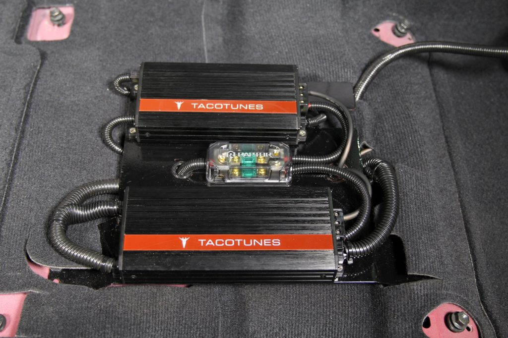 Toyota Tundra Plug n Play Replacement Amplifier(s) & Install Kit - Taco Tunes - Toyota Audio ...