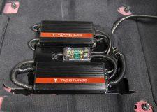 Toyota Tundra CrewMax EZ AMP Plug and Play Amp Rack