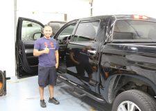 Toyota Tundra CrewMax Platinum Complete Audio System Installation San Antonio