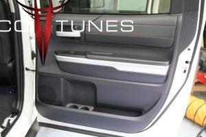 Toyota Tundra CrewMax TRD Pro Complete Audio System