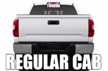 Regular Cab Audio Products