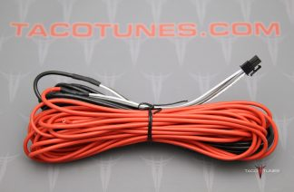 Tundra Plug and Play add a subwoofer harness