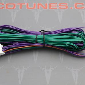 Sound Processor Wiring 6 Pin (NON JBL)