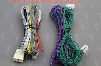 Wire Harnesses CrewMax Double Cab