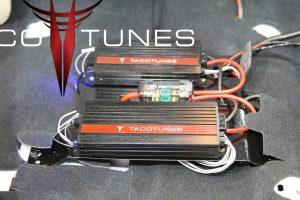 Toyota Corolla Plug and Play Amplifier System (2)