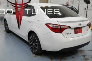 Toyota Corolla S Stereo System Upgrade
